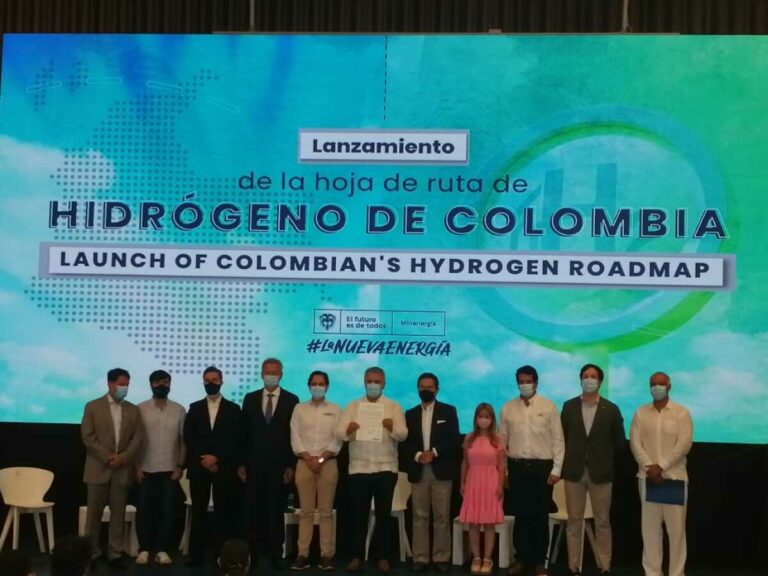 """Colombia Confirms Sustainable Commitment and Introduces The """"Hydrogen Roadmap"""""""